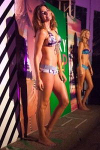 25th years anniversary: Roxy Pop Surf Collection during Miami Swim Week