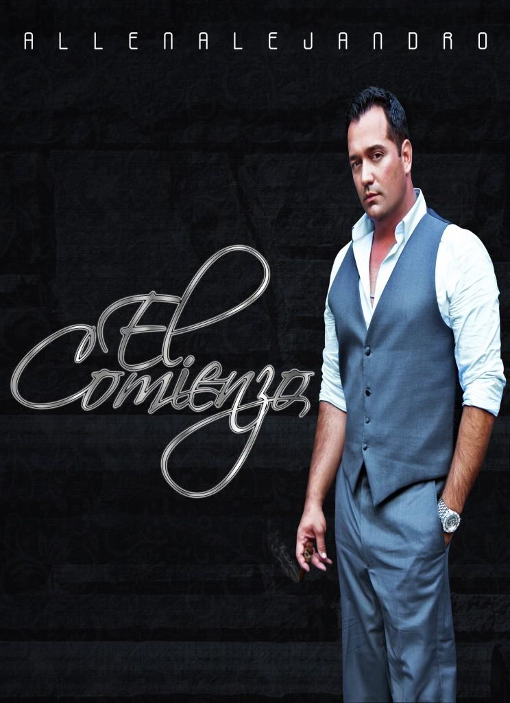 Allen Alejandro El comienzo cover