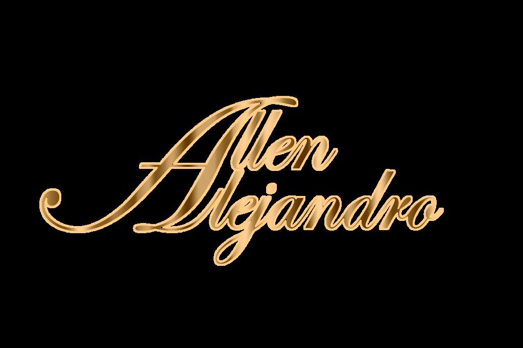 Allen Alejandro Logo