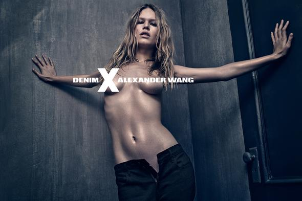 Alexander Wang Sells You Sex Through Denim
