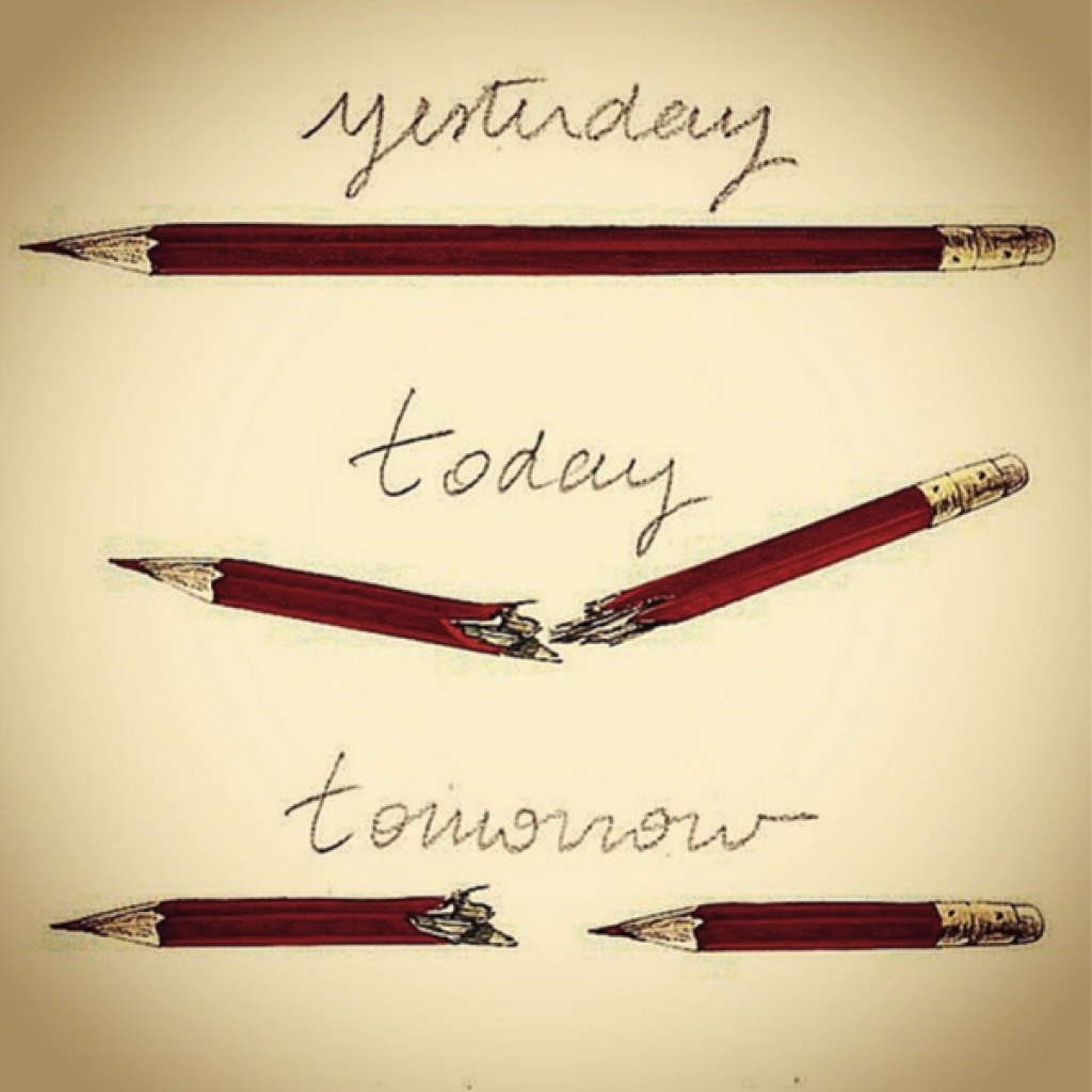 Banksy Instagram - Tribute to Charlie Hebdo Cartoonists
