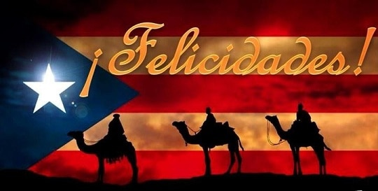 three kings day puerto rico
