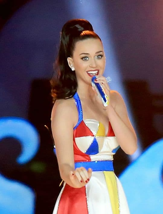 katie perry super bowl 2015