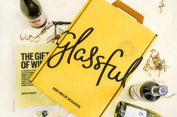 glassful-subscription-service at dreams in heels