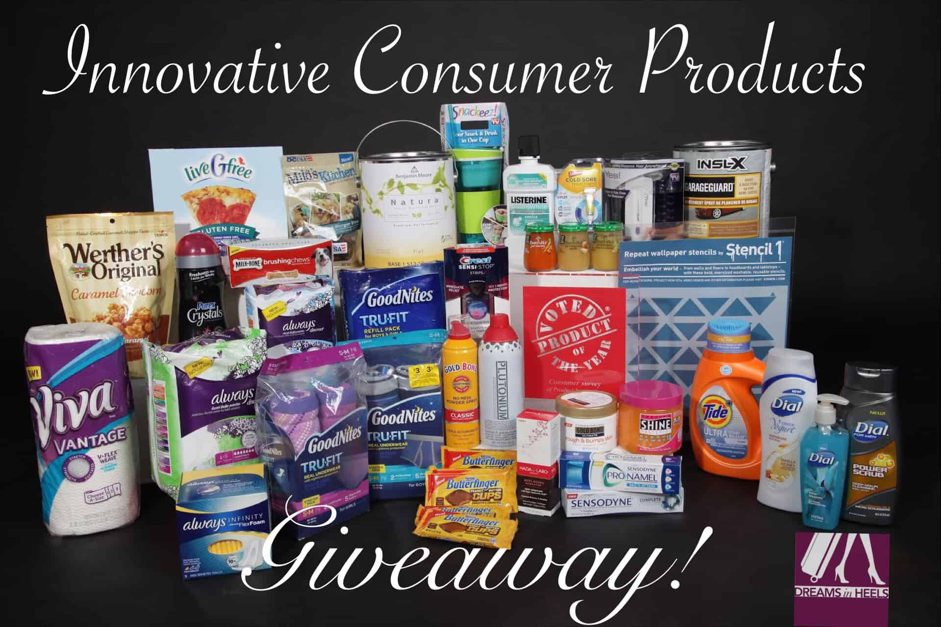 product of the year USA 2015 Giveaway time