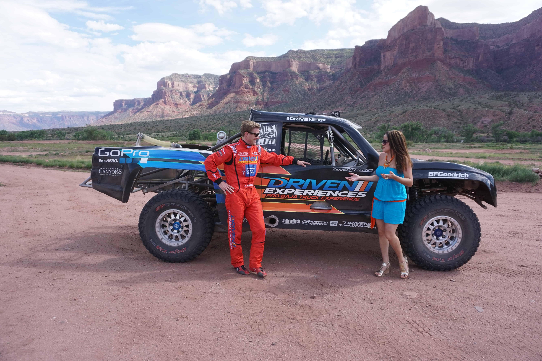 Andrew Hendricks - Pro Baja Trophy Truck Driven Experiences