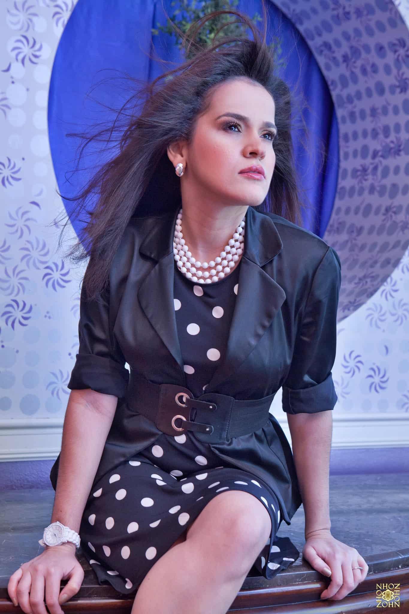 Olga Maria Czarkowski - Photo by Zohn Yancy