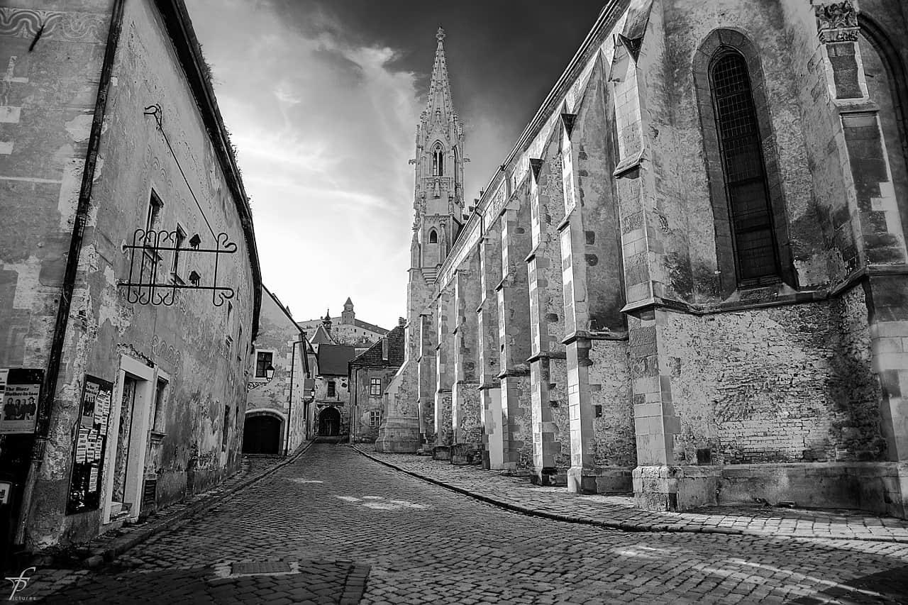 bratislava-historical town-slovakia